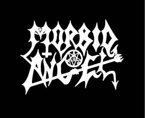 MORBID ANGEL - Logo kapely