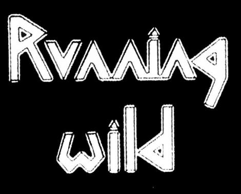 RUNNING WILD - Logo kapely