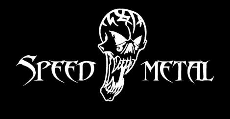 SPEED METAL - Logo