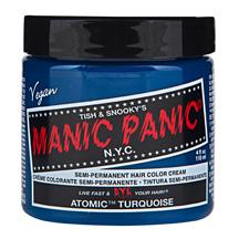 TYRKYSOVÁ (Manic Panic) - Atomic Turquoise