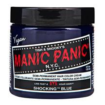 MODRÁ (Manic Panic)