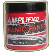 ČERVENÁ (Manic Panic) - Wildfire – Amplified