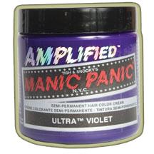 FIALOVÁ (Manic Panic) - Ultraviolet – Amplified