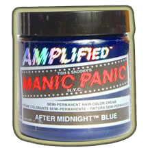 MODRÁ (Manic Panic) - After Midnight Blue – Amplified