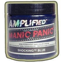 MODRÁ (Manic Panic) - Shocking Blue – Amplified