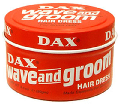 DAX WAX RED - Wave and Groom