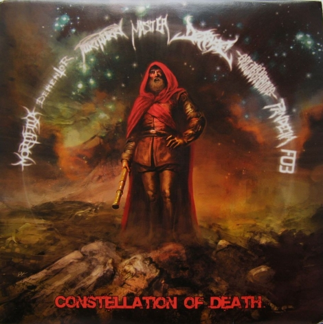 CONSTELLATION OF DEATH (VÝBEROVKA - VARIOUS) - VARIOUS