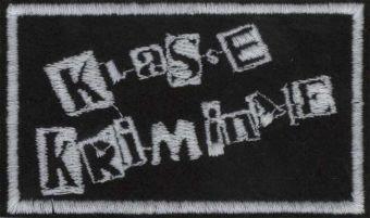 KLASSE KRIMINALE - Biele logo