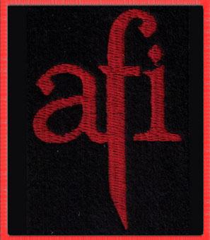 AFI - Červené logo