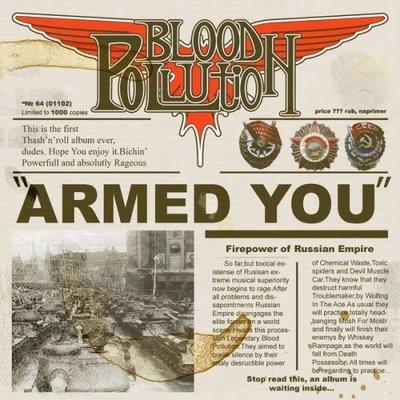 BLOOD POLLUTION - BLOOD POLLUTION