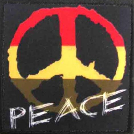 PEACE - Rasta