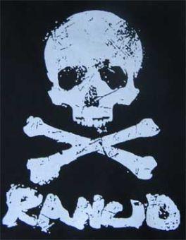 RANCID - Logo s lebkou