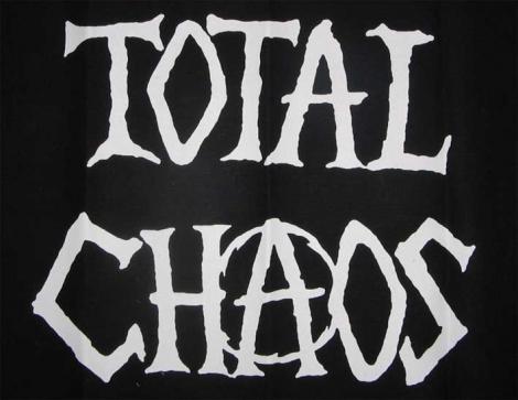 TOTAL CHAOS - Logo