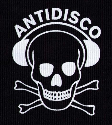 ANTIDISCO 01 - Antidisco lebka so slúchadlami