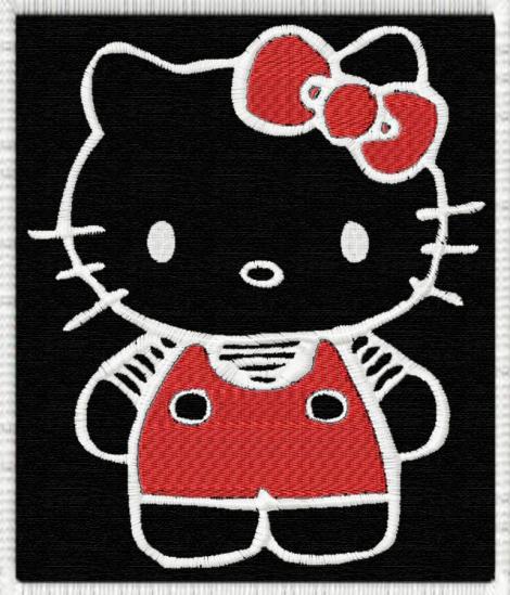 HELLO KITTY - Cica