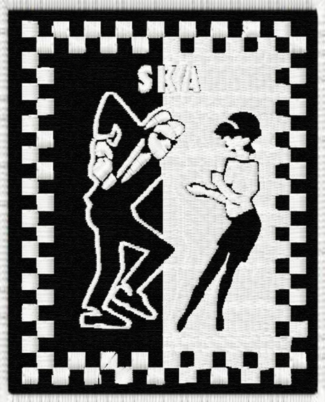 SKA DANCE - Tancujúci ska párik