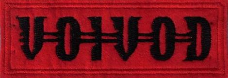 VOIVOD - Logo kapely