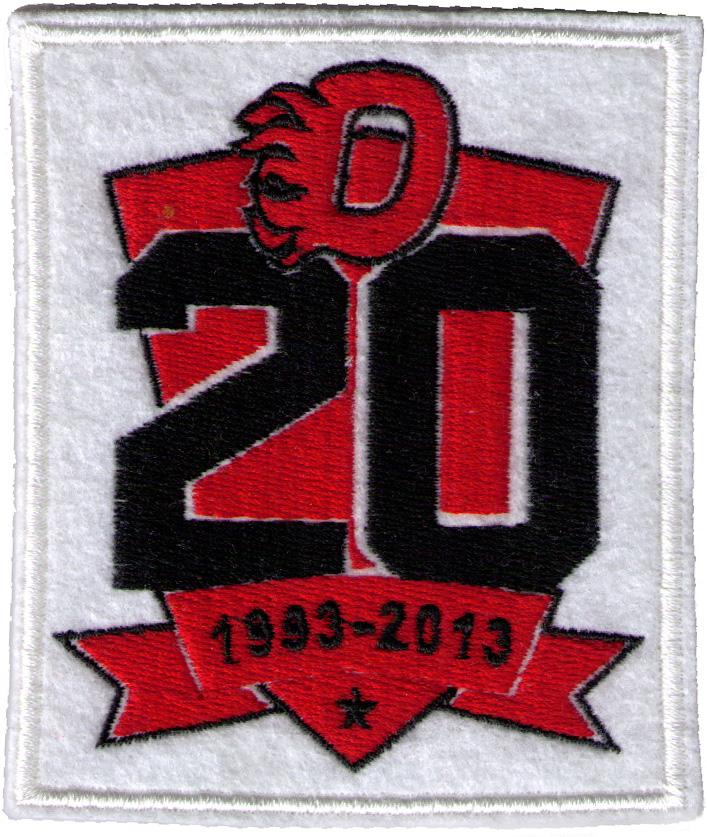20 ROKOV