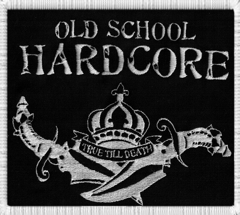 OLD SCHOOL HARDCORE - VÝPREDAJ
