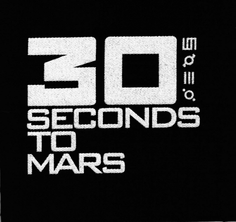 30 SECONDS TO MARS - Logo kapely