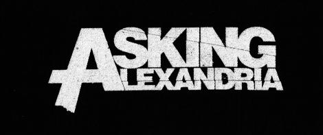 ASKING ALEXANDRIA - Logo kapely