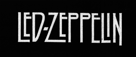 LED ZEPPELIN - Logo kapely
