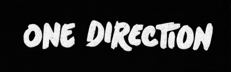ONE DIRECTION - Logo kapely