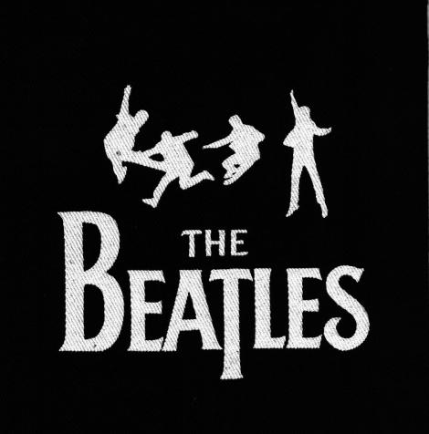 BEATLES - Logo kapely