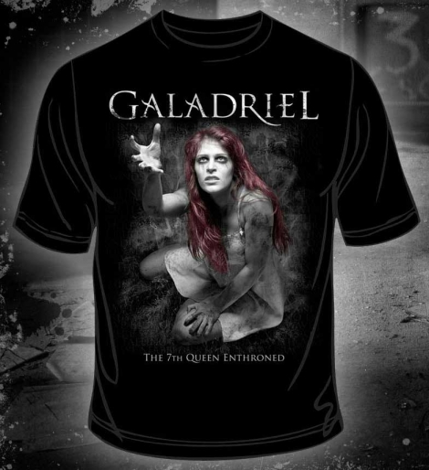 GALADRIEL 01 - The 7th Queen Entrhoned