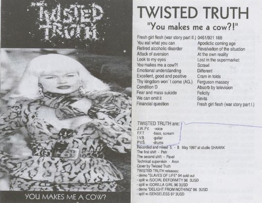 TWISTED TRUTH - TWISTED TRUTH