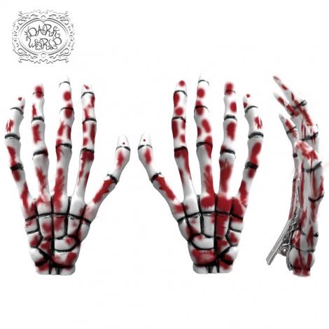 SKELETON HAND - Dark World