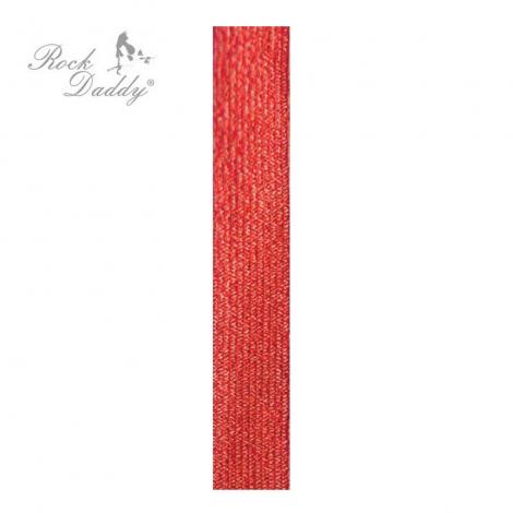 Červené (úzke) - Glitrové