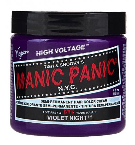 FIALOVÁ (Manic Panic) - Violet Night