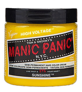 ŽLTÁ (Manic Panic) - Sunshine