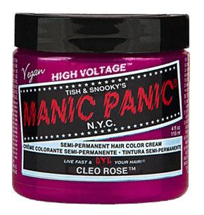 RUŽOVÁ (Manic Panic) - Cleo Rose