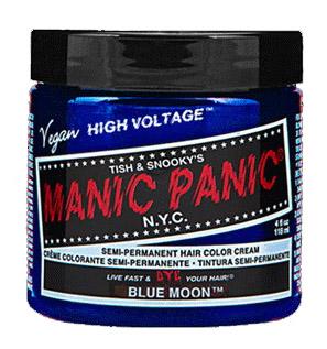 MODRÁ (Manic Panic) - Blue Moon