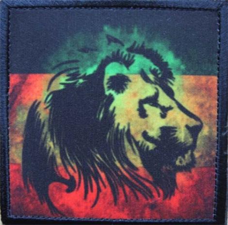 RASTA LION - Logo