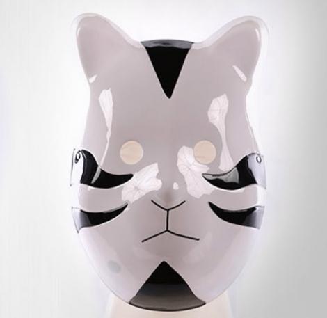MASK 03 - Japan cat