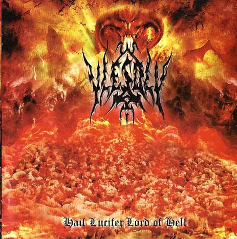 VLESDLI - Hail Lucifer Lord Of Hell