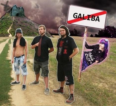 Galiba - Mladí a pochabí (CD)