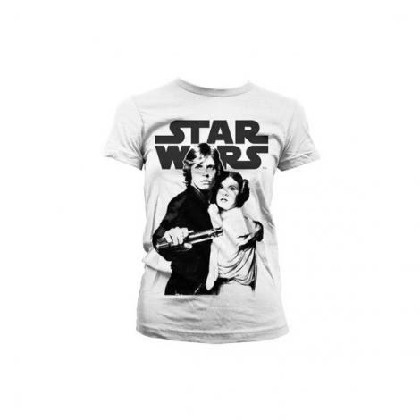 STAR WARS 06 - Luke and Leia