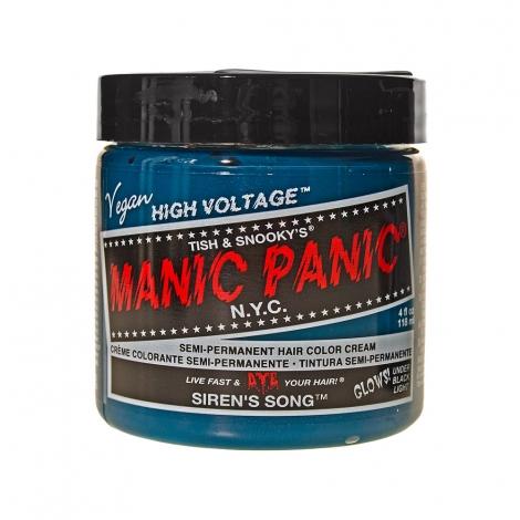 ZELENÁ (Manic Panic) - Sirens Song