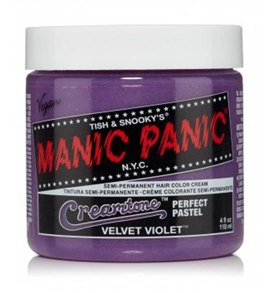 FIALOVÁ (Manic Panic)