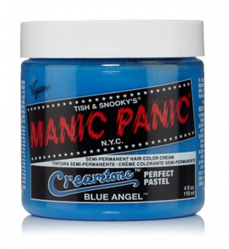 MODRÁ (Manic Panic) - Blue Angel