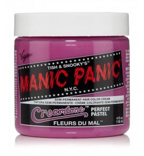 RUŽOVÁ (Manic Panic) - Fleurs Du Mal
