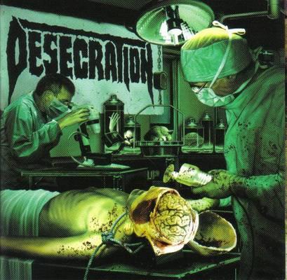 DESECRATION - Forensix