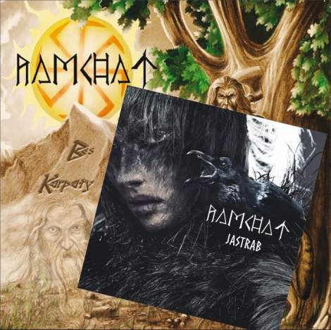 RAMCHAT - LP Bes-Karpaty + EP Jastrab