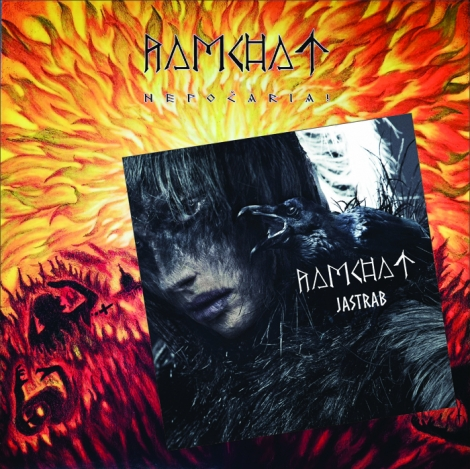 RAMCHAT - LP Nepočaria + EP Jastrab