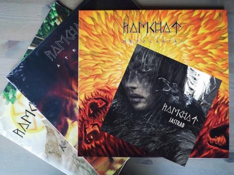 RAMCHAT - LP Nepočaria + LP Atrana + LP Bes-Karpaty + EP Jastrab