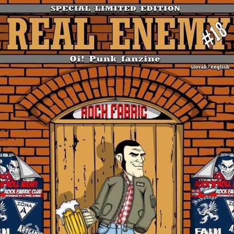 Real Enemy - 18 (jeseň 2018)